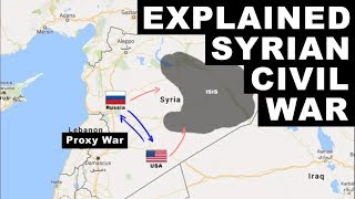 Download Syrian Civil War Explained - Who is fighting and Why | UPSC Civil Services Video