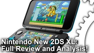 Download Nintendo New 2DS XL Review: Budget King or Cut Too Much? Video