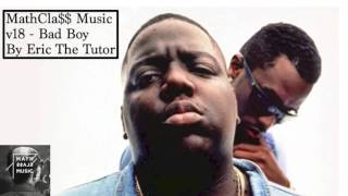 Download Best of Bad Boy Old School Hip Hop Mix (90s R&B Hits Playlist By Eric The Tutor) MathCla$$ Music V18 Video
