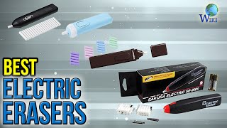 Download 6 Best Electric Erasers 2017 Video