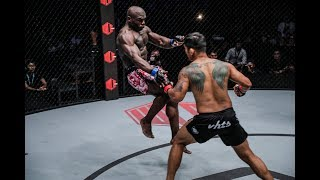 Download Alain Ngalani vs Aung La Nsang - ″Dawid pokonał Goliata″ na gali One Championship Video