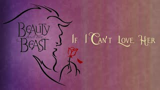 Download If I Can't Love Her - Instrumental (with lyrics) Video