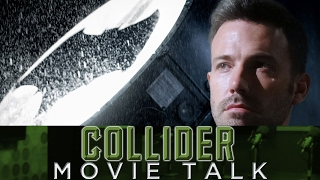 Download Ben Affleck Out As Batman Director - Collider Movie Talk Video