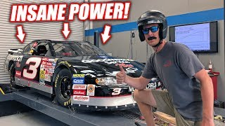 Download Riding In a LEGIT 800hp Dale NASCAR! Absolutely RIPS! (8500rpm) Video