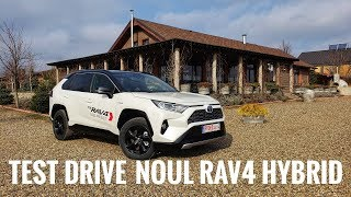 Download Cum merge? Noua Toyota RAV4 Hybrid - Test Drive AutoBlog.MD 4K Video