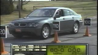 Download 2002 BMW 745li (E65) Road Test Video