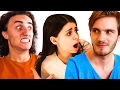 Download KWEBBELKOP REACTS TO AZZYLAND REACTS TO PEWDIEPIE REACTING TO AZZYLAND! Video