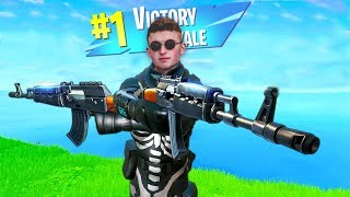 Download Infinite Lists Getting A Victory Royale In FORTNITE Video