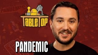 Download Pandemic: Morgan Webb, Ed Brubaker, and Robert Gifford Join Wil on TableTop, episode 14 Video