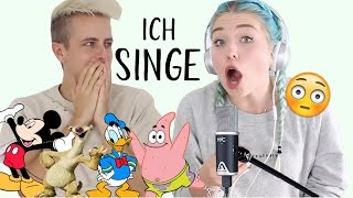 Download ich SINGE :o Das PEINLICHE Gesangsbattle ! BibisBeautyPalace Video
