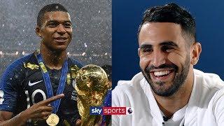Download Riyad Mahrez explains why France produce more world class players than England! Video