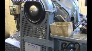 Download ESM Goodyear Outsole stitching machine Model BHSS 10 Video