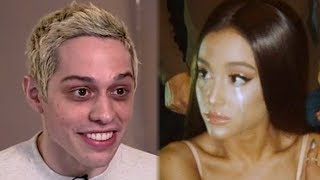 Download 9 PROBLEMATIC Comments Pete Davidson Said About Ariana Grande Video
