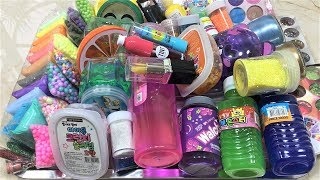 Download MIXING ALL MY INGREDIENTS INTO STORE BOUGHT SLIME!! SLIMESMOOTHIE! SATISFYING SLIME VIDEO PART 17 ! Video