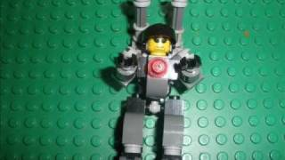 Download HOW TO MAKE LEGO MECH ARMOUR Video