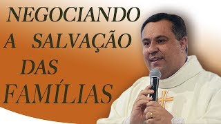 Download Negociando a salvação das famílias - Pe. Márlon Múcio (29/06/15) Video