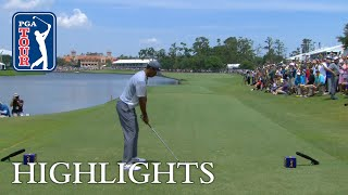 Download Tiger Woods' Highlights | Round 3 | THE PLAYERS Video