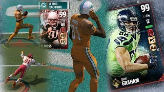 Download MUT 17 - UT Randy Moss Showboating! Jimmy Graham Debut! Madden 17 Ultimate Team Gameplay Video
