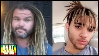 Download Reacting To My Subscribers Dreadlocks Special #8 Video