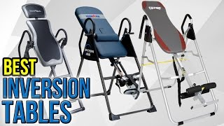 Download 10 Best Inversion Tables 2017 Video