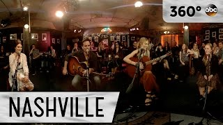 Download Charles Esten Sings ″Let's Do This Thing″ - Nashville (360 Video) Video