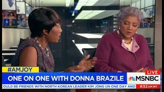 Download Joy Reid's Spin of Donna Brazile's Revelation is Fox News-Level Propaganda Video
