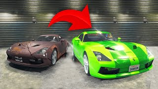 Download TURNING A $1,000 CAR INTO A $1,000,000 CAR! (Car Mechanic Simulator) Video