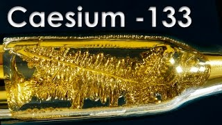 Download Cesium - The most ACTIVE metal on EARTH! Video