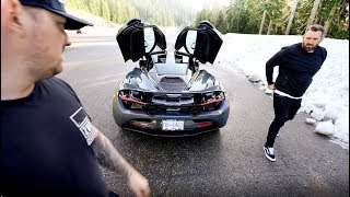 Download I PICKED UP A McLaren 720s! *SUPERCAR MADNESS* Video