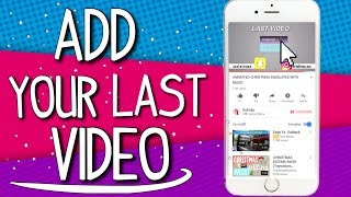 Download HOW TO ADD YOUR LAST VIDEO FROM YOUR IPHONE Video