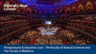 Download Postgraduate Graduation 2016 - The Faculty of Natural Sciences and The Faculty of Medicine Video