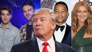 Download 23 Artists Who REJECTED Trump's Inauguration Invite Video