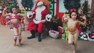 Download Raven Alanes & Aleena Aoun ″Party Rockin' Around the Christmas Tree″ | DANCEmas 2015 Video