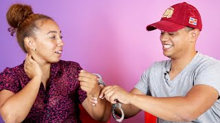 Download Brother & Sister Get Handcuffed For 24 hours Video