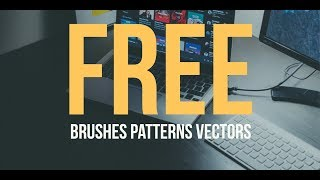 Download How To Get FREE Patterns, Icons, and Brushes in Photoshop! - Creative Cloud Market Video