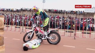 Download FREESTYLE MOTOCROSS EXCITES HUYE RESIDENTS - M.G 2017 Video