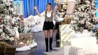 Download Jennifer Aniston's Holiday Surprise Video