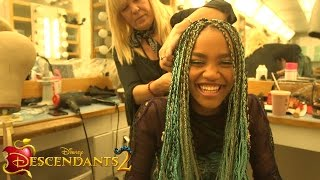 Download Get Real with China Anne McClain | Descendants 2 Video