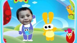 Download Carlos bailando Hokey Pokey Baby TV Video