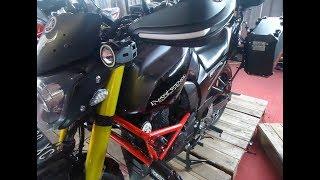 Download Modifikasi Yamaha Byson Touring Style Adventure Video
