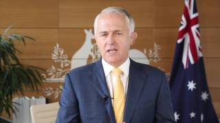 Download Prime Minister of Australia - Malcolm Turnbull - PathofHope2016 Video