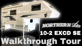 Download 2019 Northern Lite 10-2 EXCD SE Truck Camper Walkthrough Tour Video