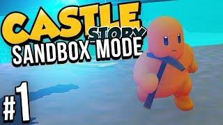 Download Castle Story: Sandbox   PART 1   RESOURCE GATHERING Video