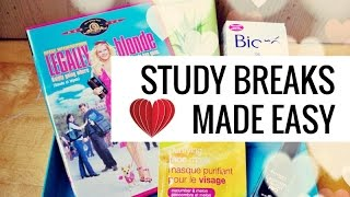 Download Study Breaks Made Easy Video