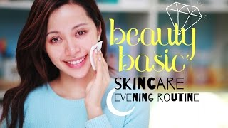 Download BEAUTY BASIC / Skin Care : Evening Routine Video