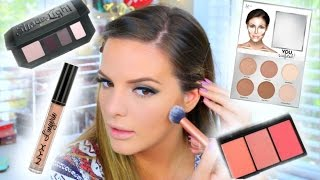 Download TRYING NEW MAKEUP PRODUCTS! 6 First Impressions & Demo | Casey Holmes Video