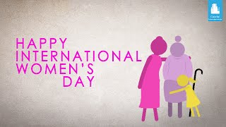 Download HAPPY INTERNATIONAL WOMEN'S DAY Video