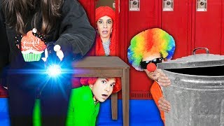 Download Extreme Hide and Seek Challenge in Disguise! (Spending 24 Hours Solving Tricks and Hacks) Rescue Video