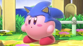 Download Super Smash Bros. Ultimate - All Kirby Hats and Powers Video