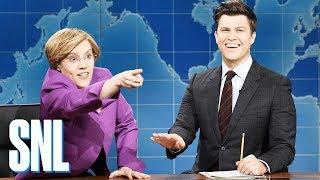 Download Weekend Update: Sen. Elizabeth Warren on Running for President - SNL Video
